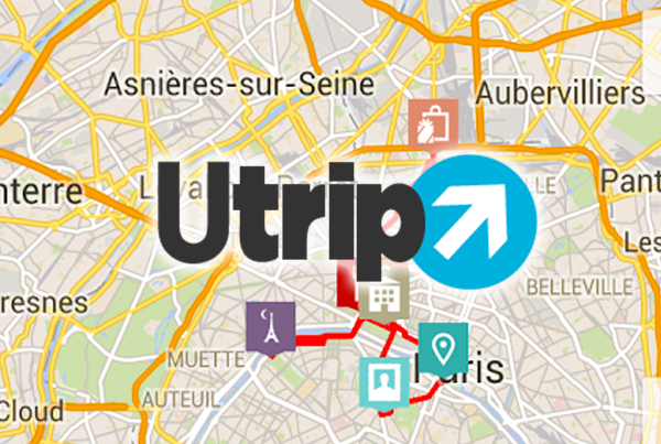 Utrip: Personalized Travel Itinerary